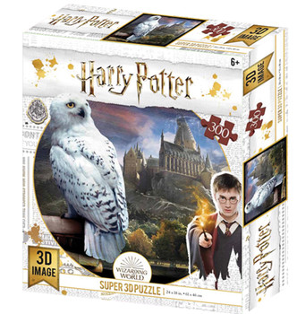 Harry Potter 3D jigsaw 300 piece