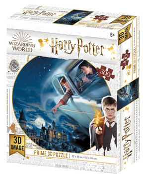 Harry Potter 3D jigsaw 300 piece jigsaw