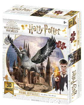 Harry Potter 3D jigsaw 300 pieces