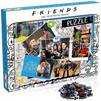 Friends 1000 jigsaw puzzle