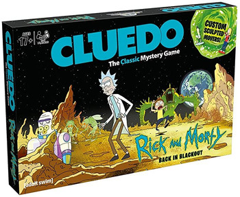 Rick and Morty cludo