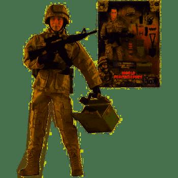 World peacekeepers eod technician