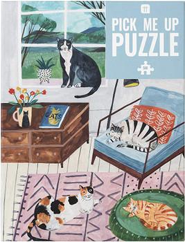 Talking tables cat puzzle 500 pieces