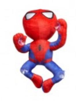 Spider-Man with suckers