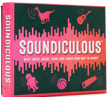 Gamely Sound01 Soundiculous The Hilarious Party Ridiculous Sounds