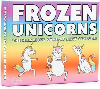 Frozen unicorn game