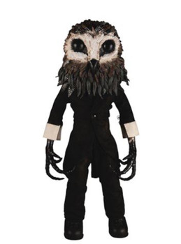 Living Dead Doll Presents Lord of Tears Owlman Doll