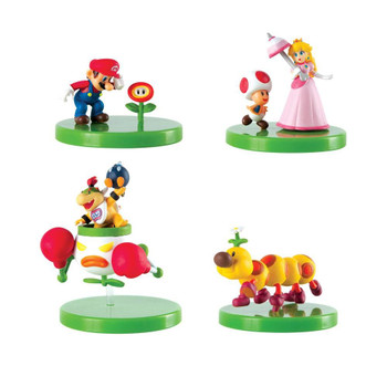 Mario blind bag figures