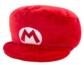 Mario hat plush toy