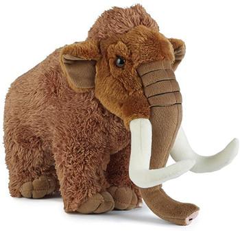 Mammoth plush toy  living nature