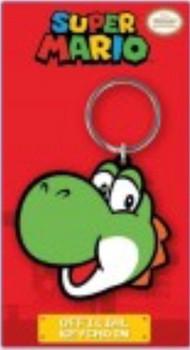 Mario key ring yoshi