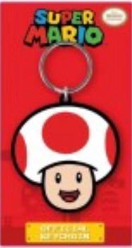 Mario key ring  toad