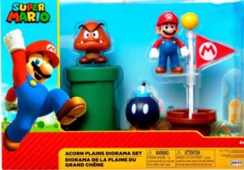 """Super Mario 2.5"""" Acorn Plains Multi-Figure Pack"""