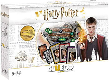Harry Potter cludo game