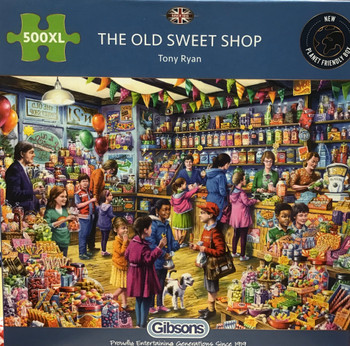 Gibson the old sweet shop 500 xl pieces