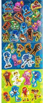 Sonic stickers