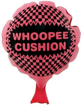 Whoppee cushion