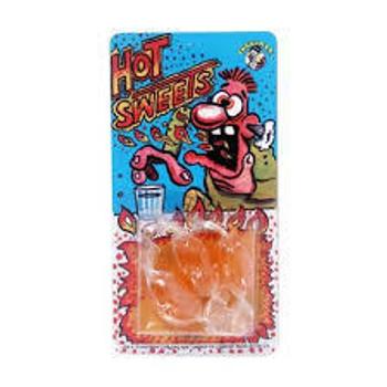 Hot sweets joke