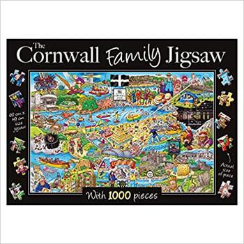 Cornwall jigsaw 1000 piece