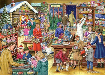 House of Puzzles 500 piece jigsaw