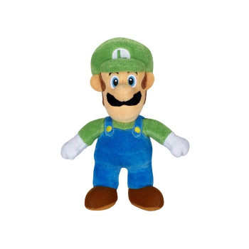"""Mario Luigi 8"""" plush toy"""