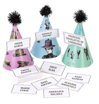 Jinks mini party hats game