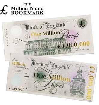 Euro million book mark