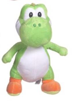 "Mario Yoshi soft toy 24"""