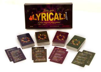 Get lyrical game