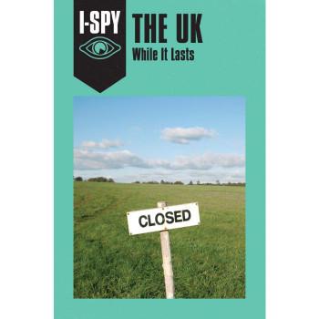 I-SPY THE UK: WHILE IT LASTS