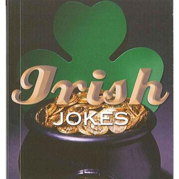 IRISH JOKES - LITTLE BOOK