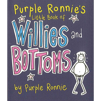 WILLIES AND BOTTOMS - PURPLE RONNIES