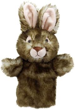 Puppet company wild rabbit hand puppet
