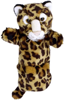 Long sleeve puppet leapard