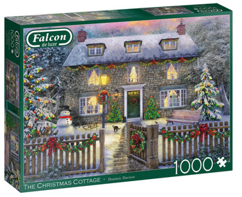 Falcon The Christmas cottage