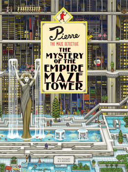 Pierre the maze detective the mystery of the empire maze tower