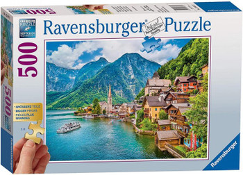 Ravensburger 500xl pieces Hattstatt