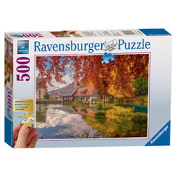 Ravensburger 500xl pieces Peaceful Mill