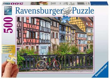 Ravensburger 500xl jigsaw Colmar France