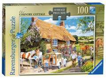 Ravensburger 100xl the country cottage