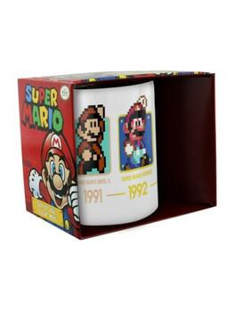 Super Mario mug in box