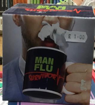 Man flu mug boxed