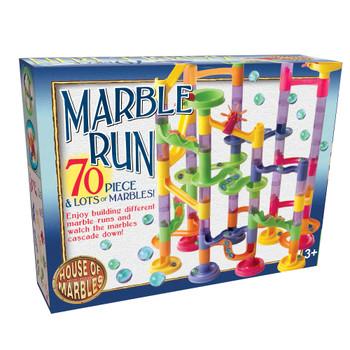 70 piece marble run