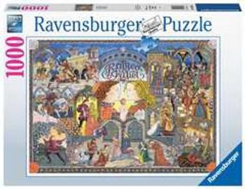 Ravensburger 1000 piece jigsaw Romeo and juliet