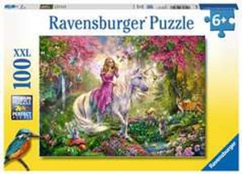 Ravensburger 100xxl jigsaw Magical ride