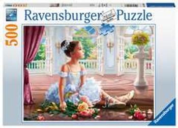 Ravensburger 500 piece jigsaw Ballerina