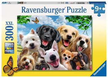 Ravensburger 300xxl jigsaw Delightful digs
