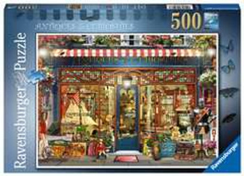 Ravensburger 500 piece jigsaw Antiques and curiosities