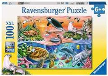 Ravensburger 100 xoxJigsaw Beautiful Ocean