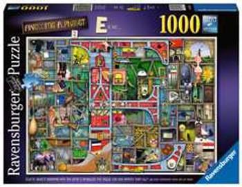 Ravensburger 1000 piece jigsaw Awesome Alphabet
